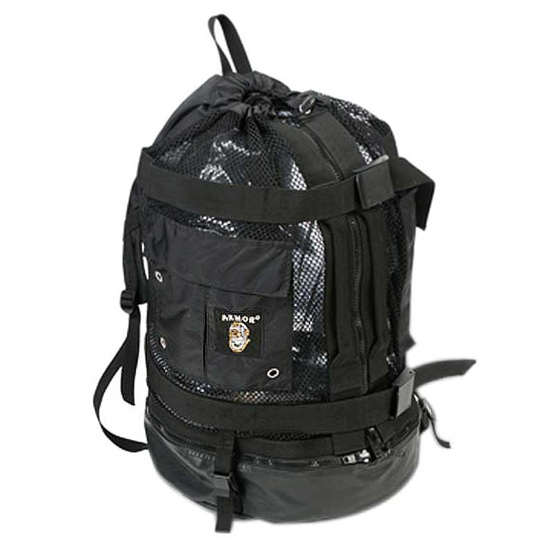 Swim Lesson Bag: Dive Bag- Armor- Gear Wrap Backpack > The Scuba Shop