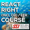 SSI Course- React Right (First Aid, CPR, AED, O2 Provider)