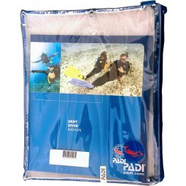PADI Training Book- Drift Diving