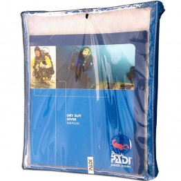 PADI Training Book- Dry Suit Diving