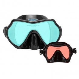 Mask- XS Scuba- EagleEye SL True Color