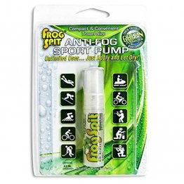 Mask Defog- Frog Spit 4.5ml Pump