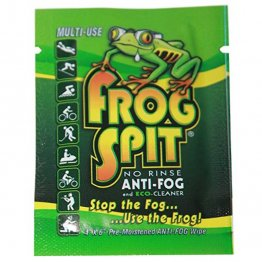 Mask Defog- Frog Spit Anti-Fog Wipes