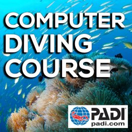 PADI Course- Computer Diving