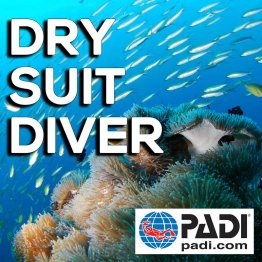 PADI Course- Dry Suit Diving