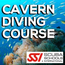 SSI Course- Cavern Diving