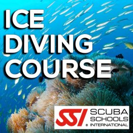 SSI Course- Ice Diving