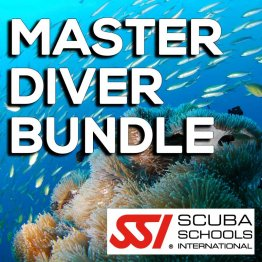 SSI Course- Master Diver Bundle