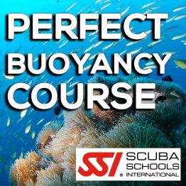 SSI Course- Perfect Buoyancy