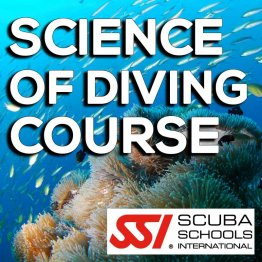 SSI Course- Science of Diving