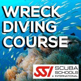 SSI Course- Wreck Diving