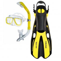 Snorkel Set- Mares Tarpon 2 / Barracuda