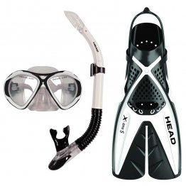 Snorkel Set- Mares X-Ray / X-One