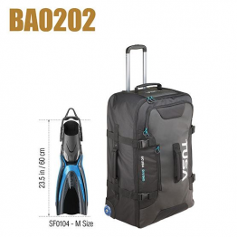 Roller Bag- TUSA (Large) bag