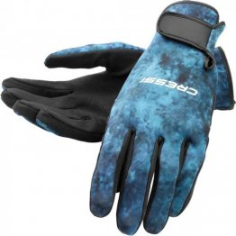 Gloves- Cressi Blue Hunter