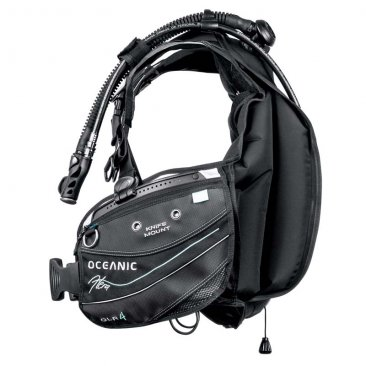 Oceanic Hera BCD- Side Inflated