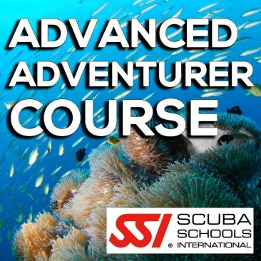 SSI Course- SSI Advanced Adventurer