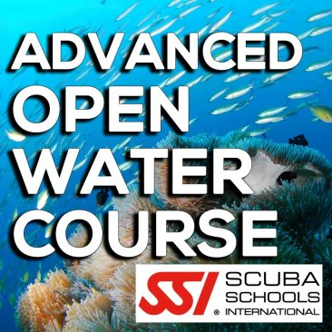 SSI Course- SSI Advanced Open Water