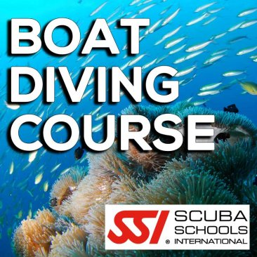 SSI Course- Boat Diving