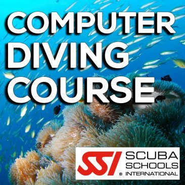 SSI Course- Computer Diving