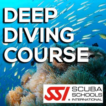 SSI Course- Deep Diving