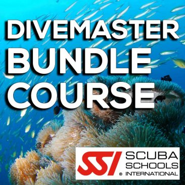SSI Course- SSI Divemaster Bundle