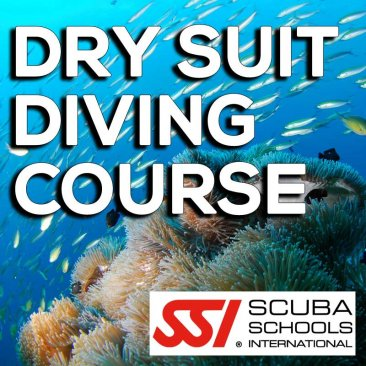 SSI Course- Dry Suit Diving