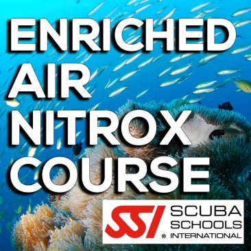 SSI Course- Enriched Air Nitrox