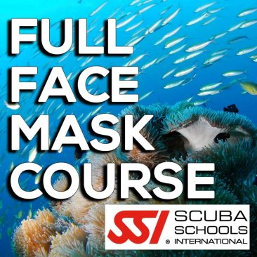 SSI Course- Full Face Mask