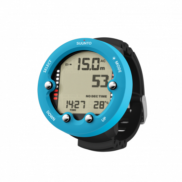 Suunto Zoop Diving Computer- Blue