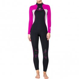 Wetsuit- Ladies- Full- Bare Nixie 3/2mm