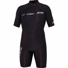 Wetsuit- Men- Short- Bare Sport S-Flex 2mm